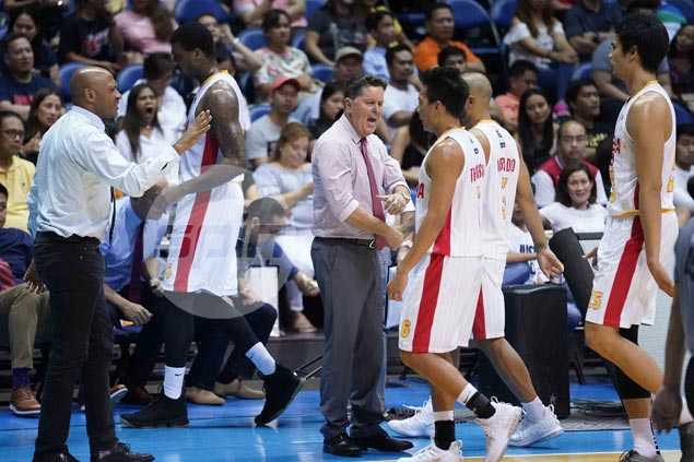 Tim Cone can't apologize enough for 'terrible, terrible' performance from Ginebra