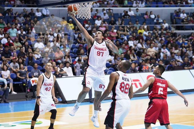 Vic Manuel provides the spark as Alaska Aces blow by woeful Blackwater