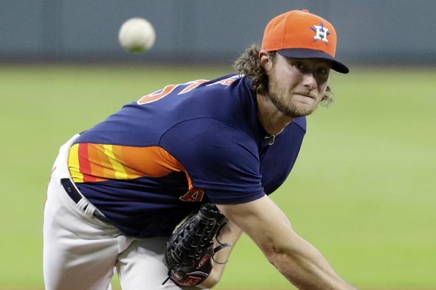 Gerrit Cole strikes out 12 and Astros capitalize on A's errors to score big win