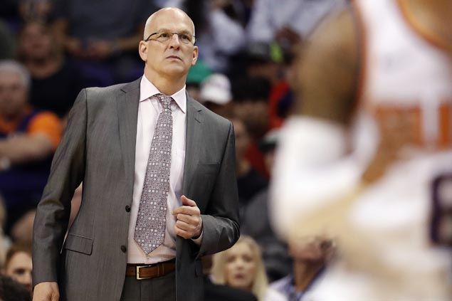Interim coach Jay Triano no longer being considered for Suns job, says source