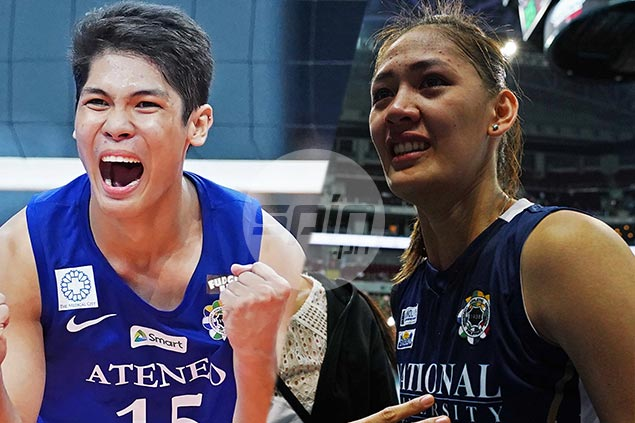 Jaja Santiago, Marck Espejo named MVPs to lead individual awardees in UAAP Season 80