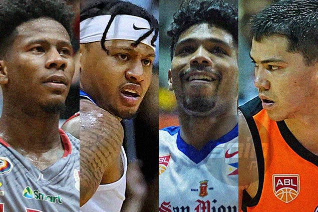 Parks, Brickman, Domingo crowd CJ Perez in early forecast for top PBA draft pick