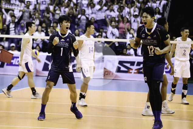 NU Bulldogs win drama-filled Game Two, put end to Ateneo's three-year UAAP reign