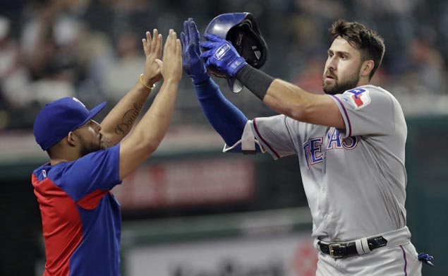 Joey Gallo, Isiah Kiner-Falefa homer in 12th as Rangers down Indians