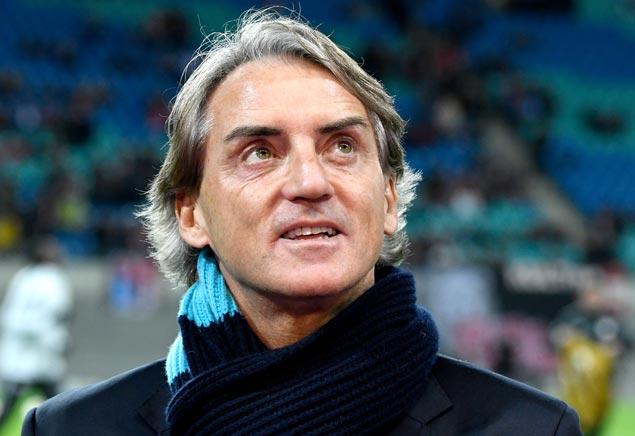 Roberto Mancini open to leaving Zenit to handle Azzurri, says Italian football federation