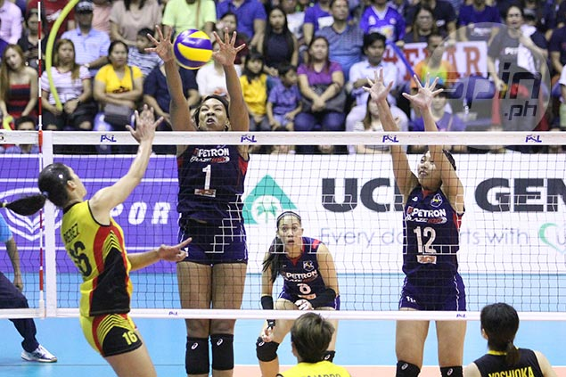 Petron going for the kill but F2 Logistics confident in forcing PSL Grand Prix finals decider