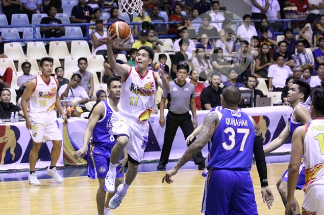 Johnson, JayWash clutch as Rain or Shine outduels NLEX for third straight win