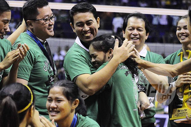 De Jesus saw nothing special in KD, MJ, Dawn early in their careers. Look at them now
