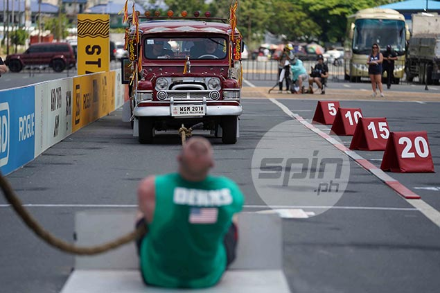 Thor in title frame as world's strongest men take on herculean tasks with a Pinoy twist