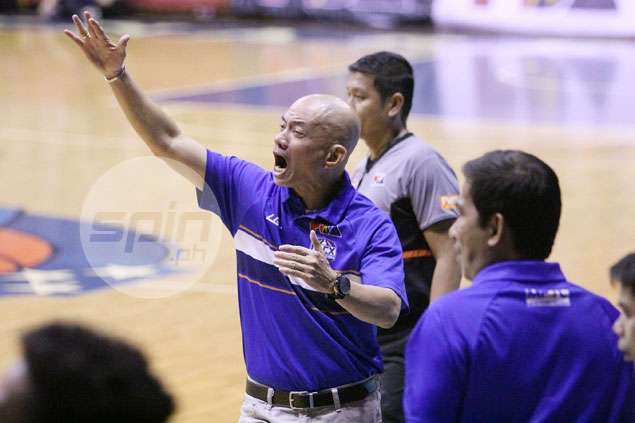 Yeng Guiao: 'It's another one of those games where the refs robbed you of a victory'