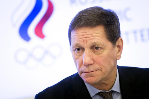 Alexander Zhukov stepping down as Russian Olympic Committee president