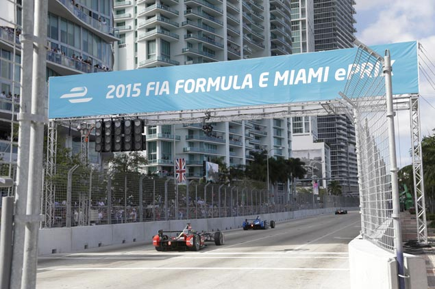 Formula One working out details for street race in downtown Miami starting in 2019