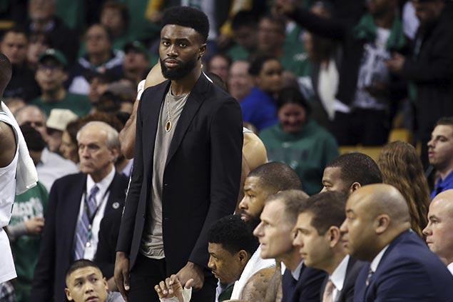 Jaylen Brown 'very doubtful' but Marcus Smart good to go as Celtics brace for vengeful Sixers