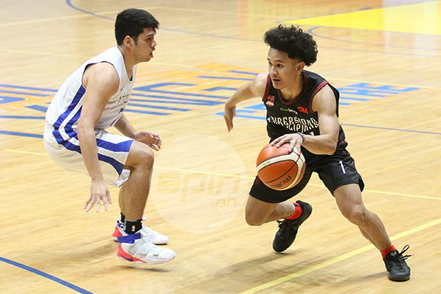 UP Maroons rally past Ateneo to stay unbeaten in Smart City Hoops U25 Summer Classic