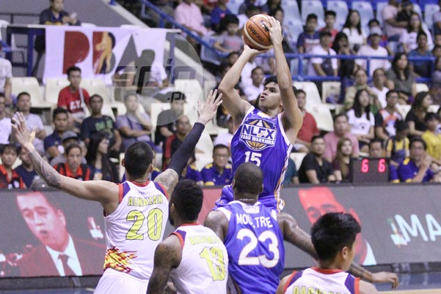 Kiefer Ravena eager to bounce back after 'bad decision in the end' costs NLEX