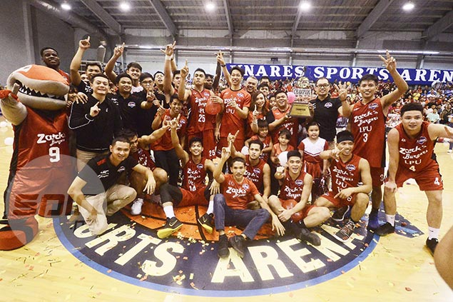 Zark's owner raises bar after quick D-League transformation from chump to champ