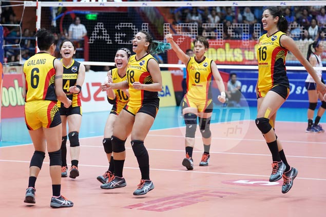 Ara Galang grows in confidence while taking on super-sub role at F2 Logistics