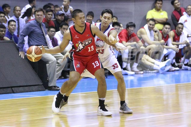 Comebacking Ronald Pascual determined to make every small opportunity count