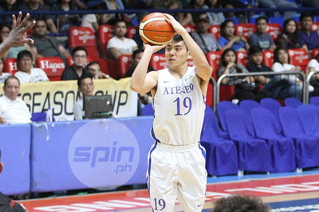 Ateneo blows by UE to keep slate unblemished in Filoil Preseason Cup