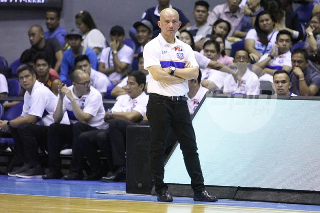 Guiao: 'Alam ko naman may quotient, pero that's more than enough quotient for them'