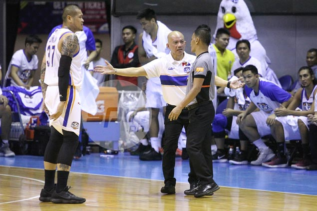 Black defends Newsome from Guiao rant at 'disrespectful' garbage-time basket