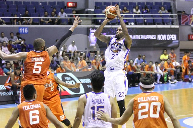 Misfiring Arnett Moultrie still confident he can lead NLEX out of 0-3 rut