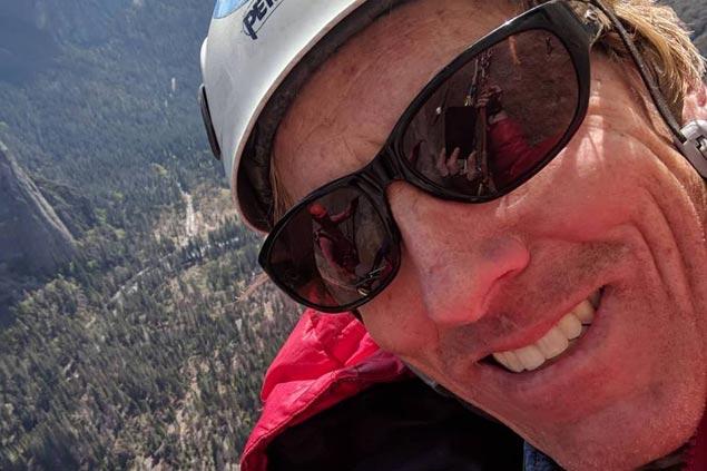 Veteran climber Hans Florine rescued from Yosemite's El Capitan after suffering leg injuries