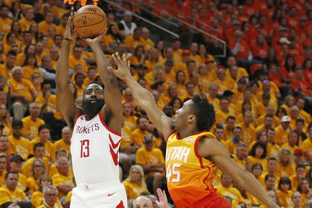 Rockets ride huge first quarter to victory over Jazz and 2-1 series lead