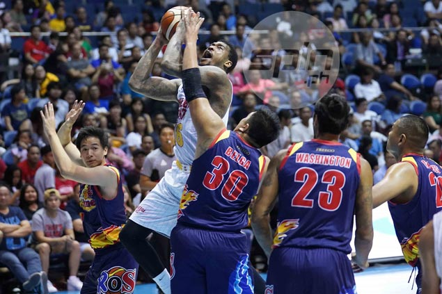 Cone sticks with Garcia - at least for now - as Brownlee remains an option for Ginebra