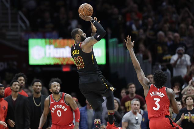 Casey rues Raptors inability to trap LeBron on final play: 'He went 100mph and lost our guys'