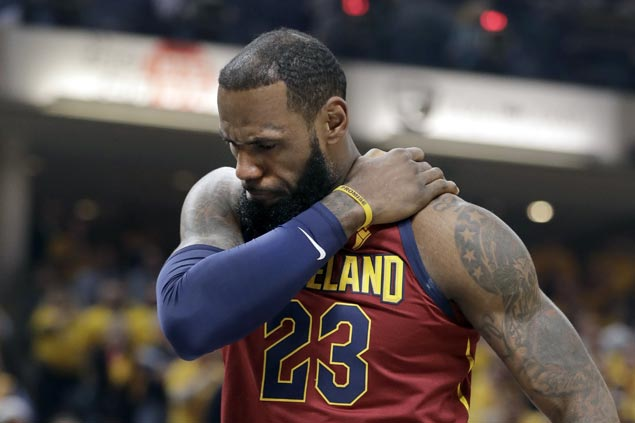 Cavaliers can't relax despite 2-0 series lead over Raptors, says LeBron James
