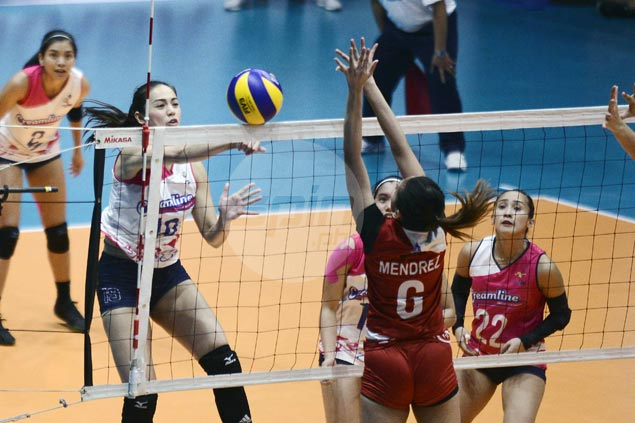 Michele Gumabao tempers expectations after Creamline's solid PVL Reinforced Conference debut