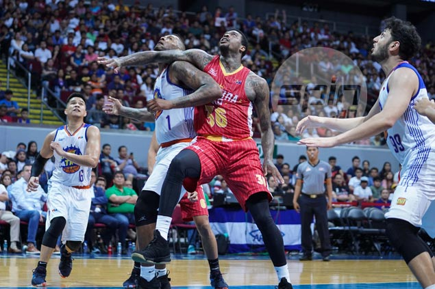 Charles Garcia preaches patience as Ginebra slumps to another defeat