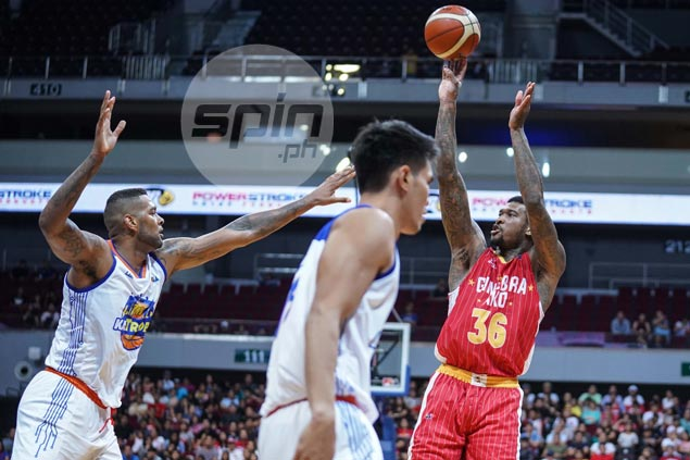 Cone keeping faith in import Garcia:'He's our guy and we're going to go with him'