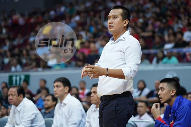 Victolero decides against protest, cites 'miscommunication' with officials for timeout blunder