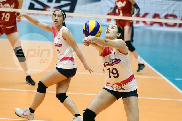 Gumabao on new teammate Valdez: 'Masaya ako 'di ko na s'ya (kailangan) blockin'