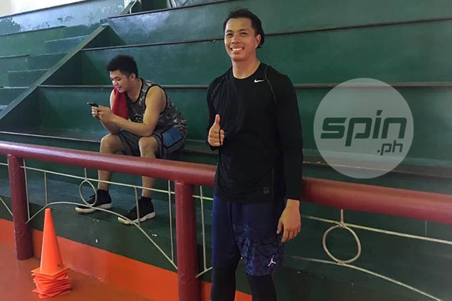 Ex-pro Cesar Catli comes out of 'hibernation,' joins tryouts for Cebu team in MPBL