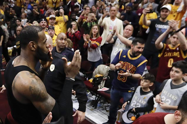Cavs march on after shaky start to playoffs as Raps face an offseason full of questions
