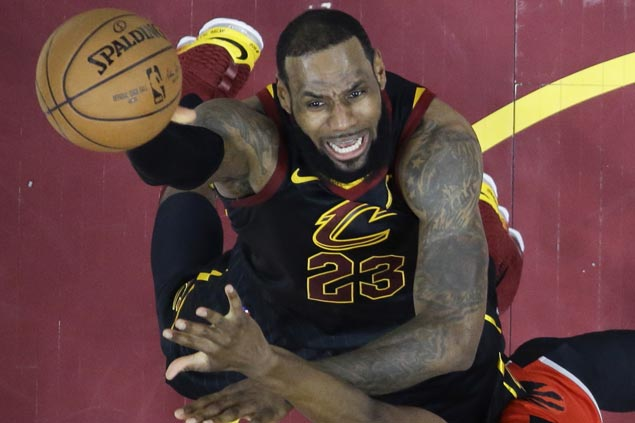Cavaliers complete sweep of top-seeded Raptors to reach fourth straight Eastern Conference finals