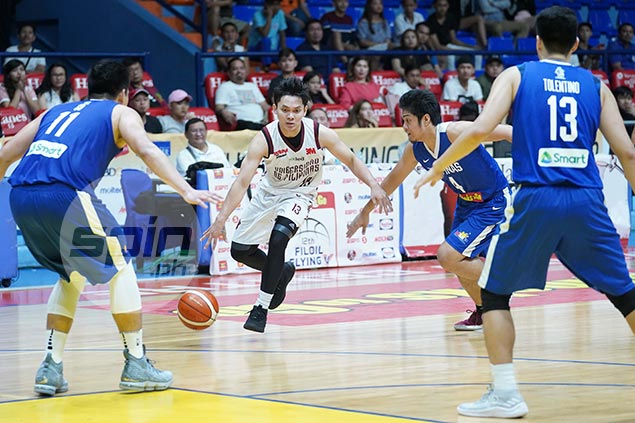 UP Maroons shock Gilas cadets with Manzo-led comeback from 16-points down