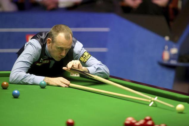 Talked out of retirement by wife, Mark Williams wins world snooker title at 43