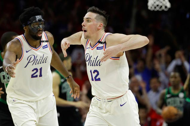 Undrafted TJ McConnell savors 'Rocky' moment with season-saving heroics for Philly