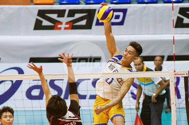 Air Force survives error-plagued match against PLDT in PVL