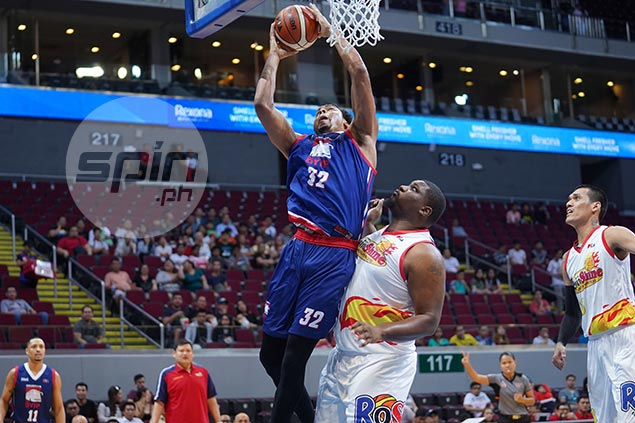 Columbian Dyip have a Fields day against ROS as import finally settles down