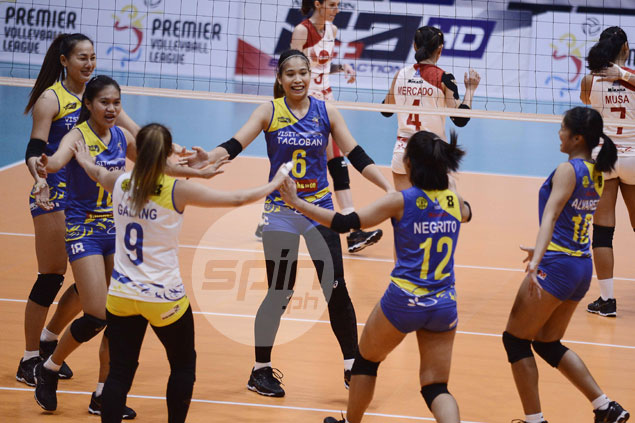 Tacloban bounces back from dismal PVL debut with five-set win over Petro Gazz