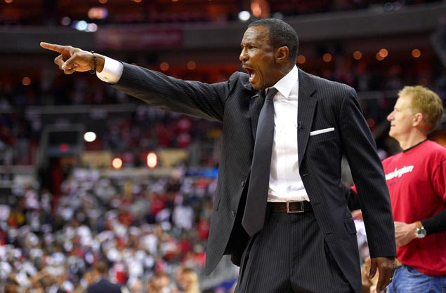 Toronto Raptors' Dwane Casey voted coach of the year by his peers