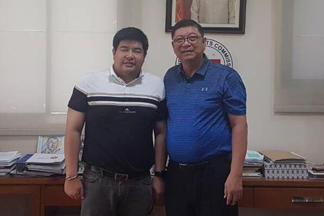 PSC taps former jungolfer Oliver Gan as Philippine Sports Institute program officer