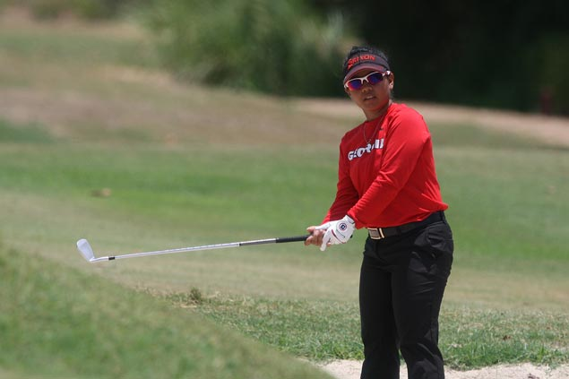 Harmie Constantino eyes second match play title in two months