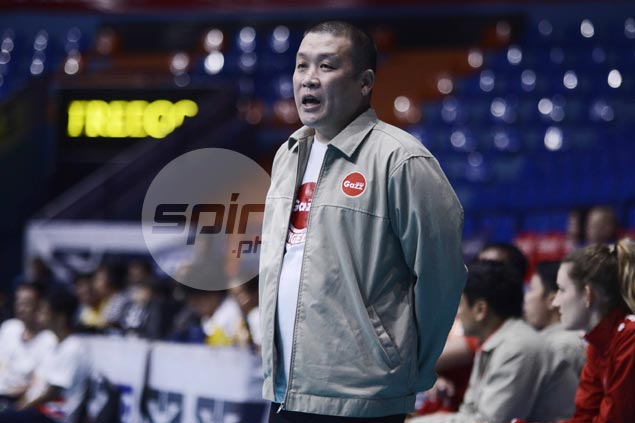 Jerry Yee counting on late Petro Gazz surge to save maiden PVL stint