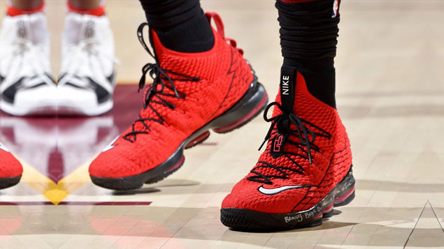 Who wore the hottest sneakers in the second round of the NBA Playoffs? Take a look
